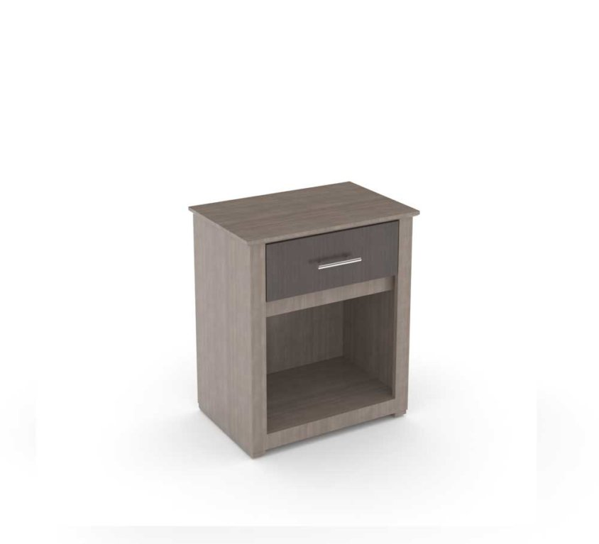 """NIGHTSTAND 18"""" WITH DRAWER"""