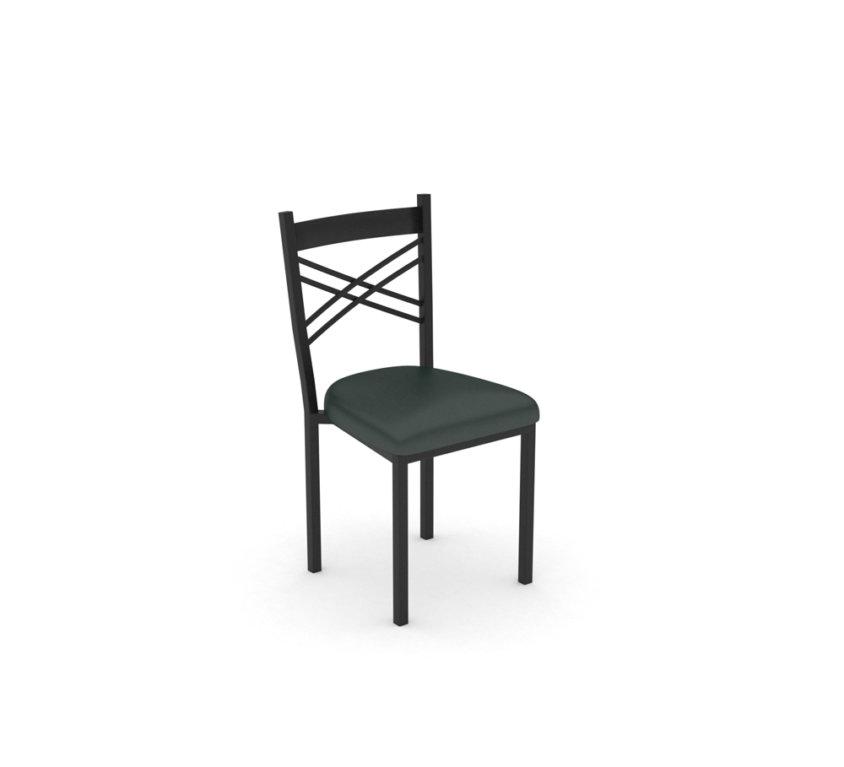 Fan Back Chairs – Dillon Black