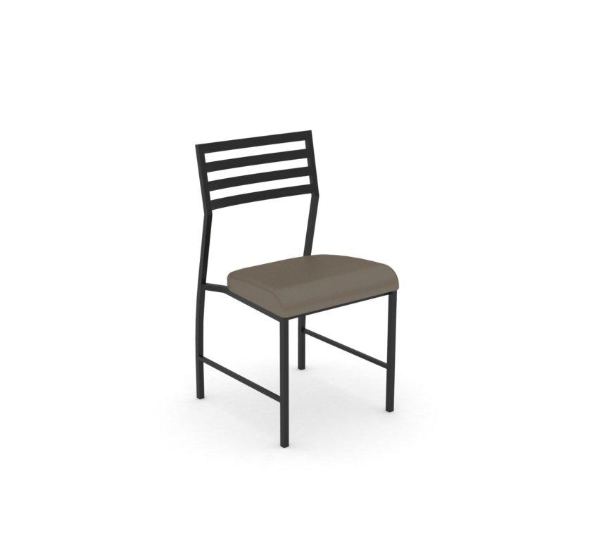 Motif Black Chair Dillon Java