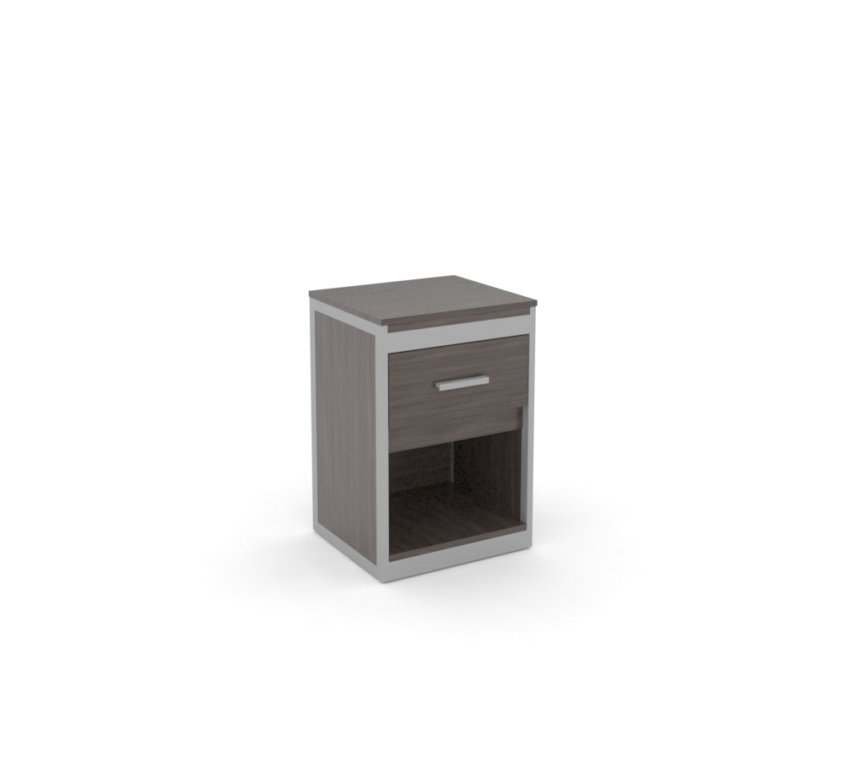 Nightstand Plus with Drawer