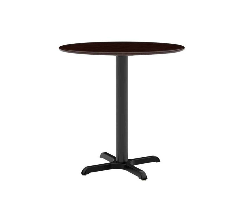 Dining Table Top + Base, Breakfast Area Round (FN-3B)