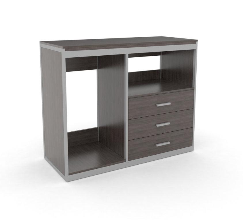 Micro Fridge Cabinet Plus