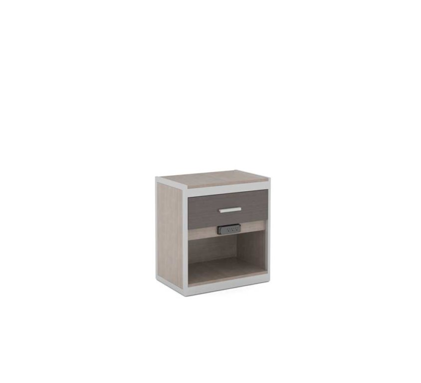 "Nightstand 24"" With E-Plug"