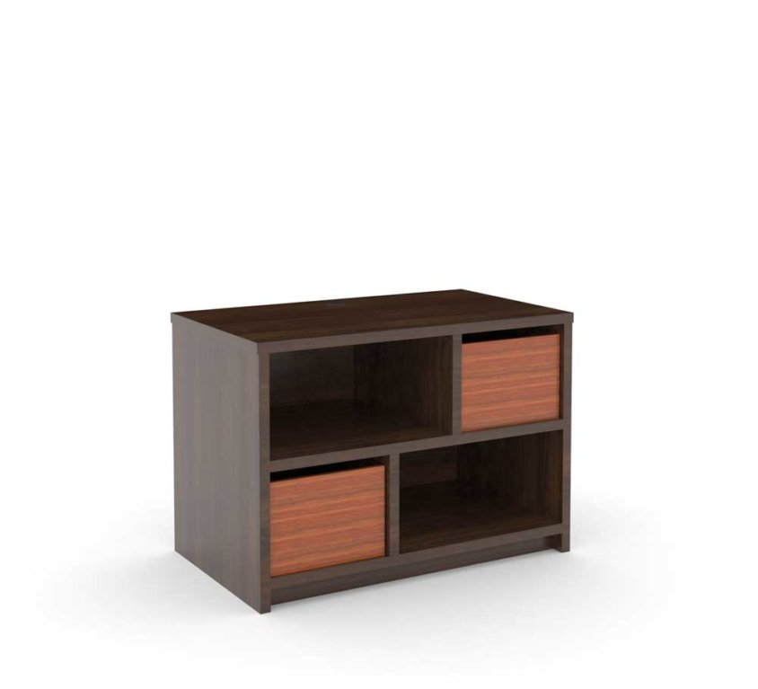 Dresser 2-Drawer, Walnut_ALT GR-405.1 ALT-CG