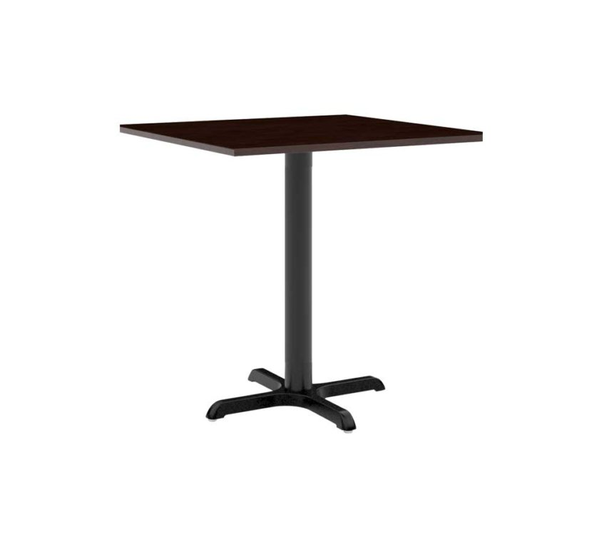 Dining Table Top + Base, Breakfast Area Square (FN-2A)