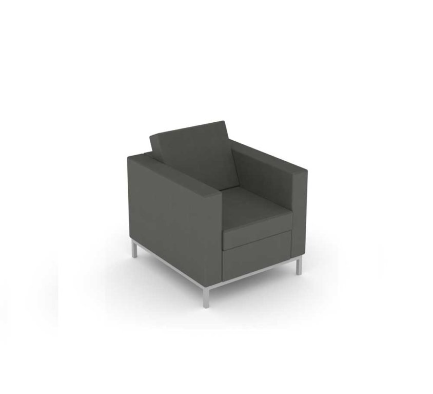 Lounge Chair – Dillon Graphite