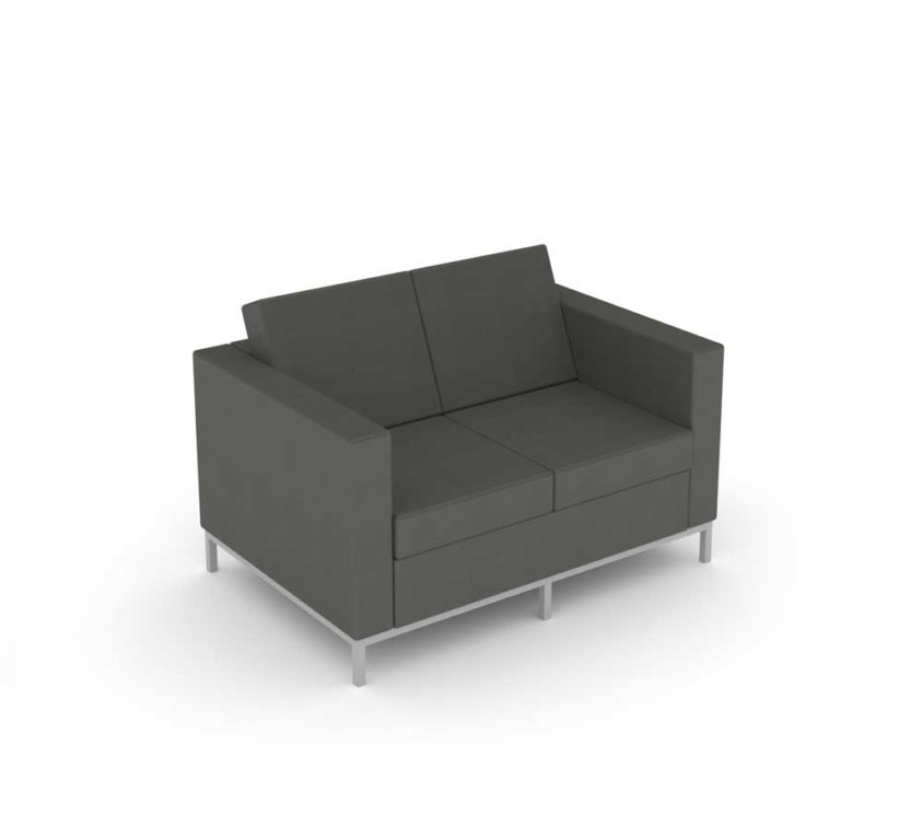 Love Seat – Dillon Graphite