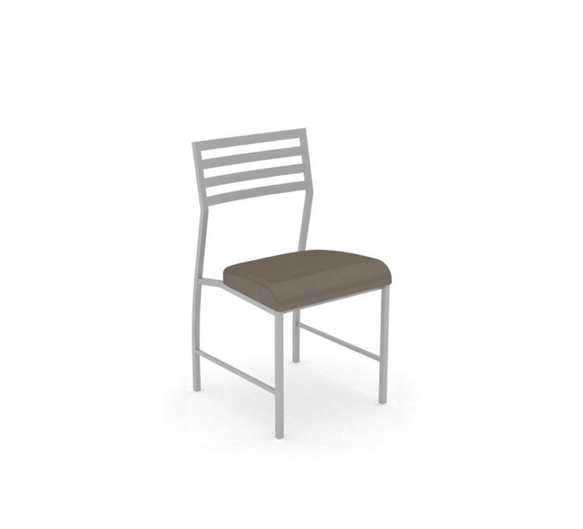 Motif Silver Chairs – Black Vinyl