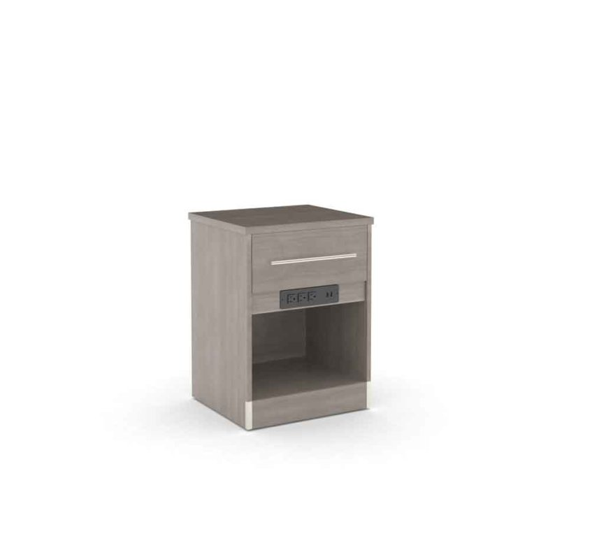 Nightstand – King Small with USB
