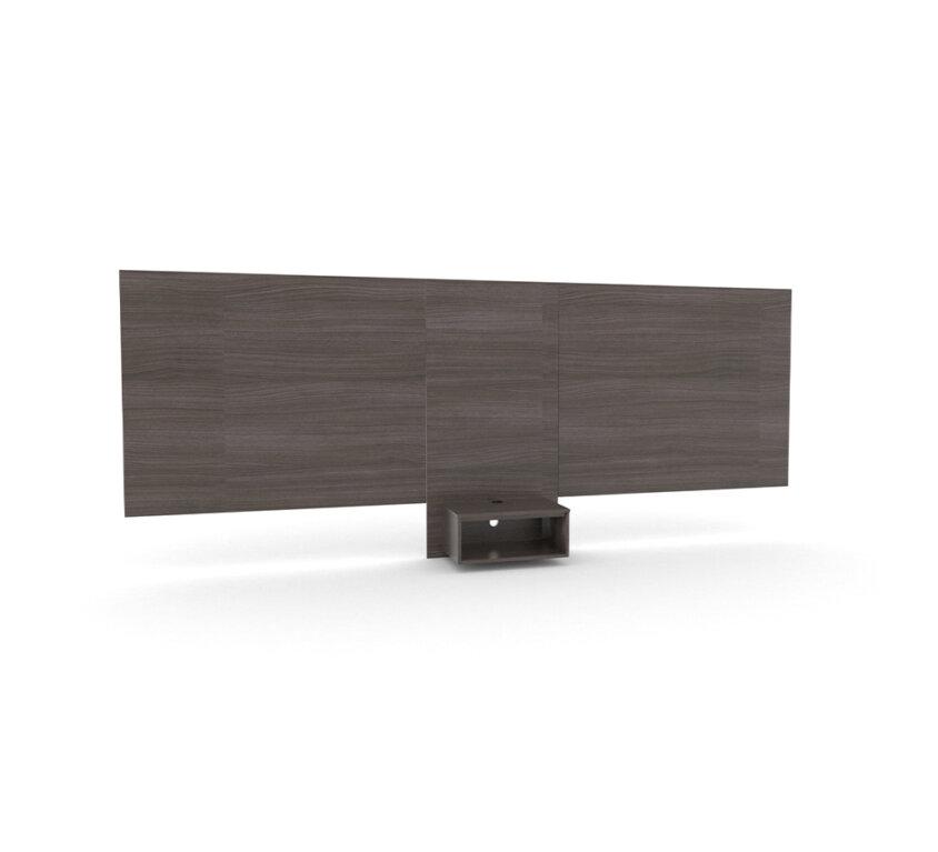 QUEEN 36″ Headboard/nightstand NO USB