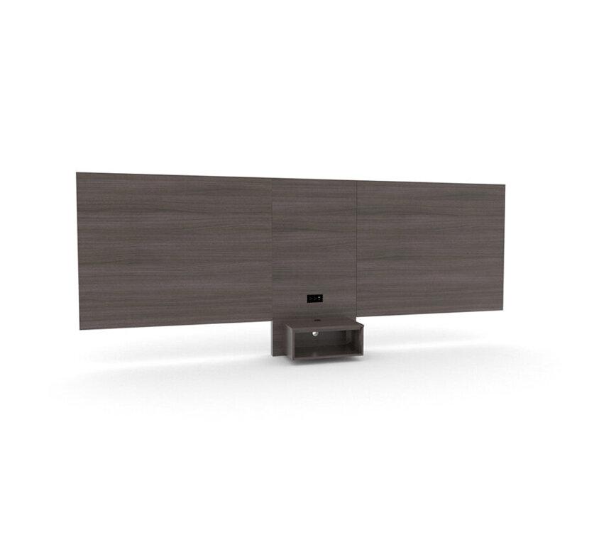 QUEEN 36″ Headboard/nightstand with USB-C